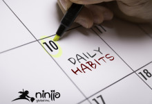Maximise professional success by adopting these habits states Ninjja Global