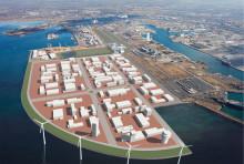 Startskott i hamnen för verksamhet i kubik