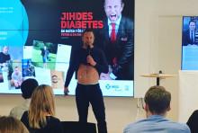 Ärligt och lite naket om diabetes