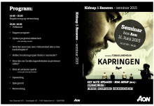 Invitation til Kidnap & Ransome Seminar