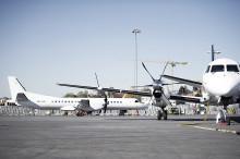 Passagerartillväxt och förbättrat resultat för Swedavia