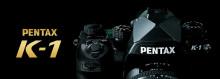Täyden kennon järjestelmäkamera Pentaxilta