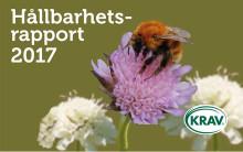 KRAV lanserar sin första hållbarhetsrapport