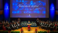 Luleå tekniska universitet firade akademiska framgångar