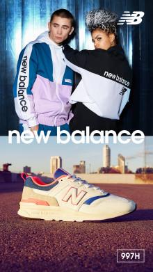 New Balance lanserar unisexkollektion och fortsätter att hylla talangfulla individer