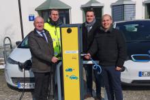 Markt Nittendorf setzt in Zukunft auf E-Mobilität
