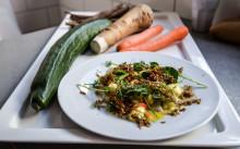Citrongravad torsk med lakrits - Festivalrecept med utvalt vin