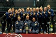 Svenska landslaget i truppgymnastik uttaget
