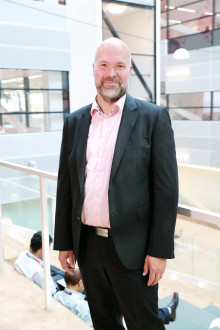 Fredrik Sidmar blir ny VD för Cygate