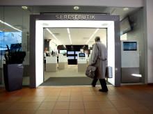 Över 300 000 företagsresenärer reste med SJs tåg under september
