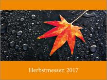 Herbstmessen 2017