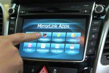 Hyundai viser større integrering bil og smartelefon
