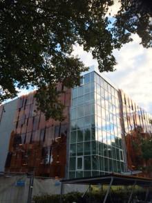 Nytt parkeringshus öppnar på Akademiska