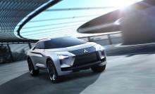 Mitsubishi løfter sløret for 2 debuter på Geneve Motorshow 2018