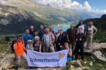 Exklusive Inforeise mit Schmetterling und Ameropa: Die Schweiz mit Wanderstiefeln und Bahn erkunden