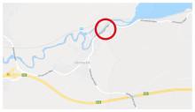 Jonseredsvägen avstängd – trafiken leds om via E20
