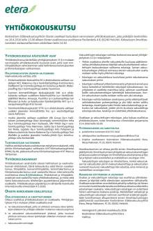 Yhtiökokouskutsu 2016, pdf