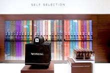 Nespresso öppnar nytt innovativt butikskoncept i Mall of Scandinavia