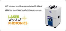 Säkerheten inom laserprocessen är en viktig och global fråga