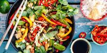 Kjøttfrie alternativer fra grillen