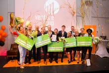 Västsveriges framtida startupbolag delar på en kvarts miljon