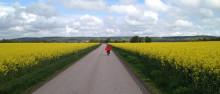 Cykla - tjäna in en semesterresa