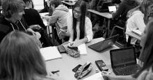 Fler och fler skolor väljer interaktiva böcker