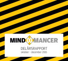 Delårsrapport för Mindmancer AB (publ) Q3 2015