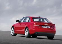 Nya Audi A4 – ny teknik ger klassens sportigaste körupplevelse