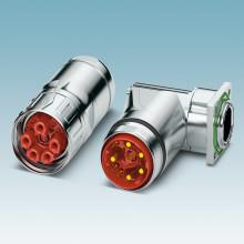 Nya M40 hybridkontakter för signal, data och kraftöverföring
