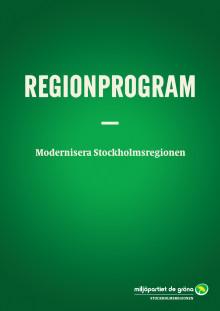 Modernisera Stockholmsregionen MPs regionprogram
