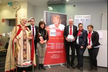 Tag des Ehrenamtes: Santander Mitarbeiter unterstützen soziale Projekte