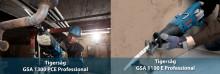 Skillnad mellan Bosch tigersågar