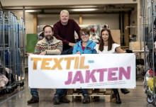 Tre kommuner gör gemensam sak: Textiljakten ska öka återvinningen