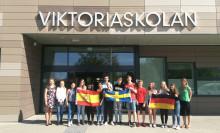 Spanskstuderande elever åker till Barcelona