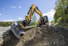 Engcon utvecklar tiltsensor för grävsystem – passar mot de vanligast förekommande systemen på marknaden