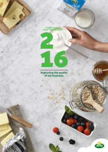 Arla Half Year Report 2016