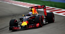 Mitie teaming up with Red Bull Racing
