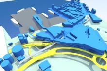 Stockholms Exploateringskontor - 4D-planerar med Vico