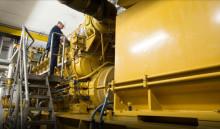 Stort antal EC-fläktar från ebm-papst gav kraftigt sänkta energikostnader i gaskraftverk