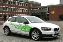 Volvo erbjuder miljöbilspool för politiker i regering och riksdag