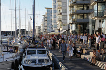 Positiv trend för Helsingborg som besöksdestination
