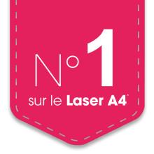 Selon GfK, Brother domine le marché du laser A4 en 2016