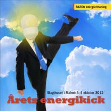 Årets energikick 3-4 oktober i Malmö