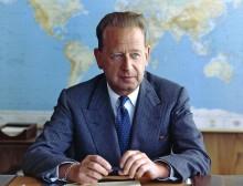 Livsverk eller livshållning – hur minns vi Dag Hammarskjöld?