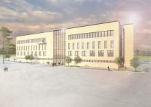 Akademiska Hus bygger nytt hus för polisutbildningen vid Umeå universitet