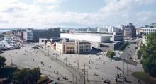 Alle inviteres opp på det nye Nasjonalmuseets takterrasse