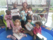 Rhyme Time Helps Children Learn the Wonder of Words