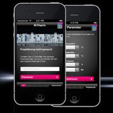 Kalla beräkningar i het app-version för Iphone