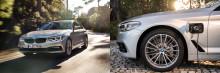 Plugin-hybriden BMW 530e iPerformance: Ladet med kraft og utstyr